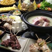 大衆酒場 ちばチャン - ぷるぷるコラーゲンたっぷりのスープが自慢のちばチャンオリジナル水炊き鍋!