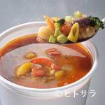 アグーリ バイ シャンゴ - スープ