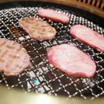 焼肉スタジアム RYU ~柳~ - 焼くべし焼くべし‼︎