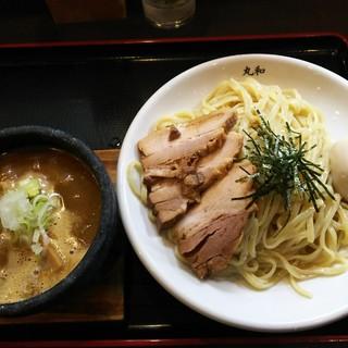 つけ麺丸和 - 料理写真:2017.04