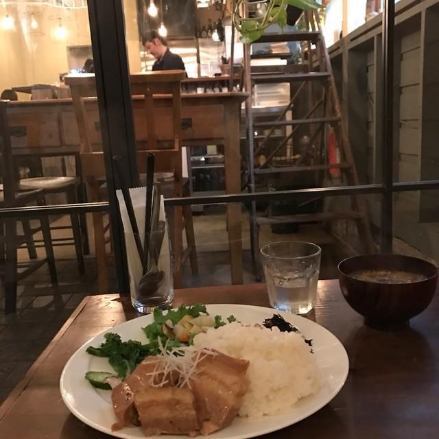 かみむら食堂>