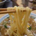 中華料理 大勝軒 - 麺も優しい味の玉子麺