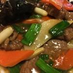 Rakushuuken - 野菜たっぷりよい