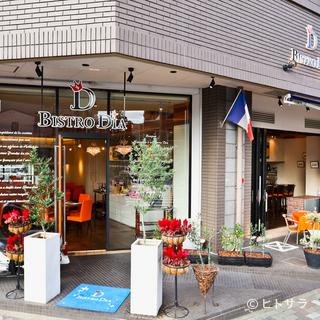 明るく開放感がある外観は、おしゃれなカフェのような雰囲気