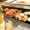 南光園 - 料理写真:焼くべし焼くべし‼︎