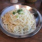 麺や 晴 - 替玉2017.04.11