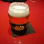 とよなか桜会 - ビールで乾杯
