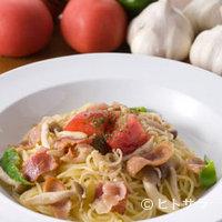 デル・ジョルノ Italia - 色々な食材を練りこんだ生パスタ。