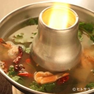 女性に人気!多彩な味付けのタイ王国のお料理をどうそ♪