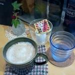 カフェ ティノ - 「カフェラテ」550円