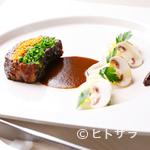 オッキオ デル ティフォーネ - 和牛ほほ肉の赤ワイン煮込み 1600円