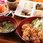 平家の茶屋 - 昼定食(日替り)