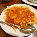 菜香園 - えびのチリソース煮
