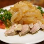 菜香園 - 三色冷菜盛り合わせ