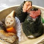 6531690 - おむすび弁当(480円/税別)