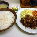 軽食カーム -