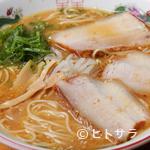天徳 - 味噌ラーメン