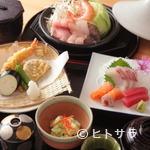 天晴 - タジン鍋御膳(ランチ)