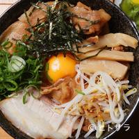 天徳 - これぞ徳島丼! とにかく食べてみて下さい。美味しいです!