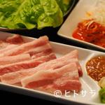 辛くり - ビール片手にちょっぴり辛〜い韓国料理を召し上がれ