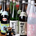富来助 - 北陸の料理とよく合う北陸のお酒をご用意しております。