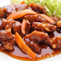 大元 - 酢豚