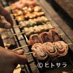 串蔵 - 塩山唯一の炭火串焼きの店。飲み放題付コース3500円〜!