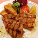 ピッツェリア・サバティーニ - 津軽鶏もも肉のグリル