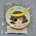 カプコン カフェ - 物販¥2000以上購入ノベルティ(カプコンカフェ越谷レイクタウン)