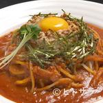 角燈亭 - 納豆カレー