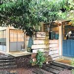 ブーランジェリー ヤマシタ - 右はパンやさん、左はカフェ