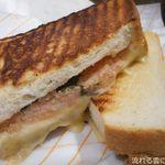 Bon Vivant sandwich - 大葉と明太子のパニーニ