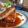 レストランボナペティ - 料理写真:ニュージーランド産牛ロースステーキ