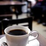 センリ軒 - 温かい珈琲で一息。