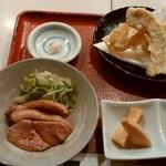 小松庵 - 卯月の定食「和み」