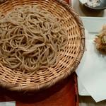 小松庵 - 十割蕎麦も美味い!香りがある