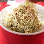 御園飯店 - 料理写真:キャベツサラダ。