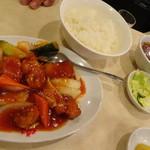 赤坂飯店 - 定食