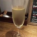 アルベロ フェリーチェ - スパークリングワイン 白