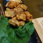 松栄 - 鶏のから揚げ