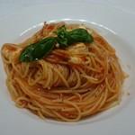 本日のスパゲッティ