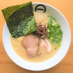 博多拉麺 KAZU - 料理写真:白とんこつ