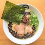 博多拉麺 KAZU - 黒とんこつ