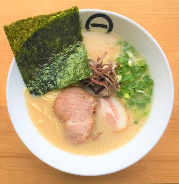 博多拉麺 KAZU - 白とんこつ