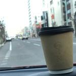 テーラード コーヒー -