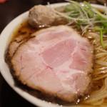 Yo-shoku OKADA - いりこ煮干の特製コンソメ中華そば