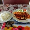 シーメンスクラブ - 料理写真:この日のランチ