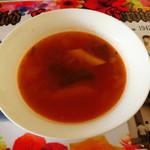 シーメンスクラブ - セルフのスープ