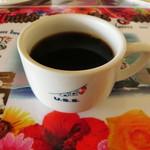 シーメンスクラブ - セルフのコーヒー