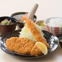 かつ時 - 日替わりランチ980円~